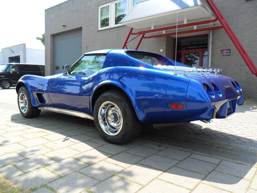 Images of Corvette Parts